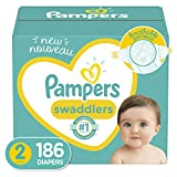 Baby Diapers Size 2, 186 Count - Pampers