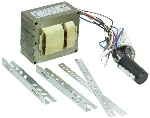 00/H/QT 400-watt High Pressure Sodium Ballast Quad Tap Ballast Kit, Multi volt ()