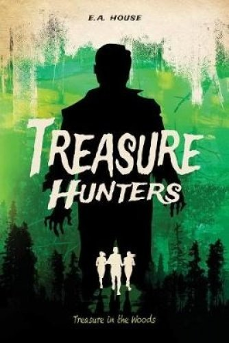 Read Online Treasure in the Woods (Treasure Hunters) pdf