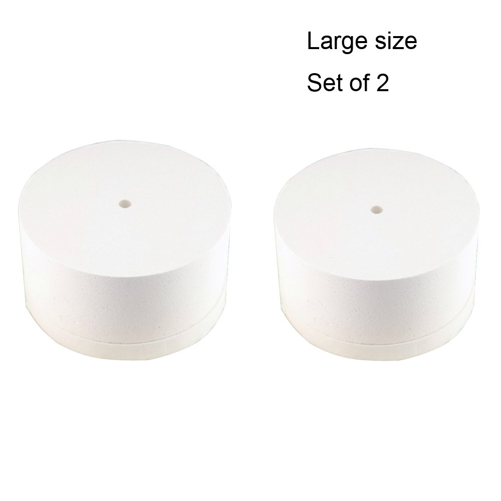 Large Microwave Glass Fusing Kiln For DIY Glass Jewelry In Microwave Kiln Pack of 2pcs