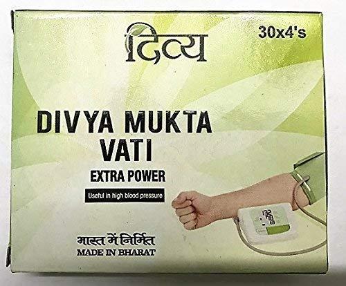 2 x Divya Mukta Vati (120 Tablets)- Pack of 2