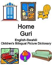 English-Swahili Home / Guri Children's Bilingual Picture Dictionary