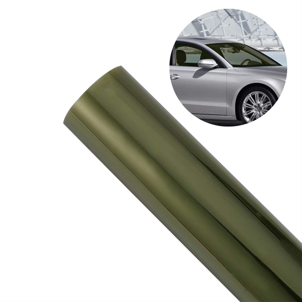 ATMOMO 79% VLT Car Window Film Auto Window Tinting Side Window Film Solar Protection Film 0.5Mx3M