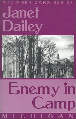Enemy in Camp (Janet Dailey Americana)
