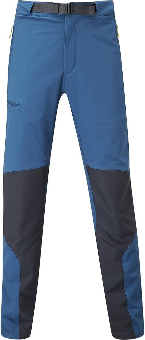 Rab Herren Spire Hose Bergsporthose Softshellhose Bekleidung