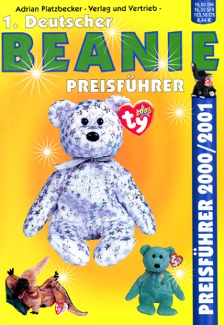1. Deutscher Beanie Preisführer 2000/2001