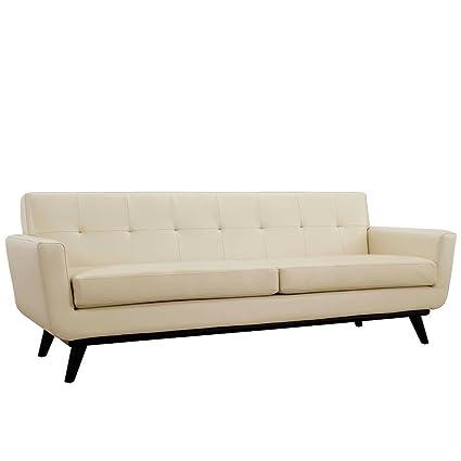 Amazon.com: Bonded Leather Sofa Dimensions: 33