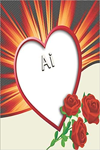 Buy Ai: First Name Ai Personalized Notebook Book Online at