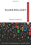 Numerology, Plain & Simple: The Only Book You'll Ever Need