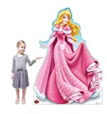 Cardboard People Holiday Aurora Life Size Cardboard Cutout Standup - Disney Holiday Collection