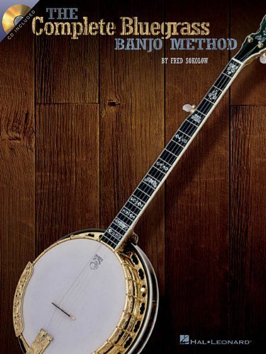 - Complete Bluegrass Banjo Method (Book & CD) by Fred Sokolow (2003-06-16)