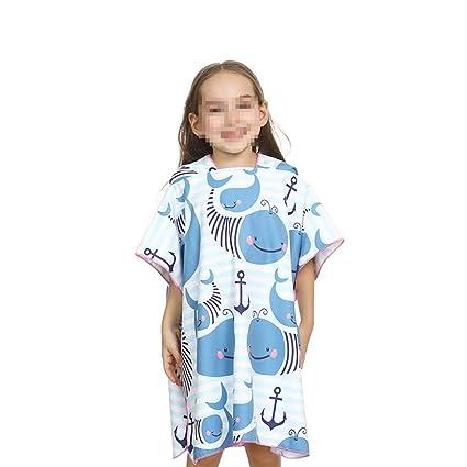 Toalla con Capucha para niños Toalla de baño con Capucha para niños, niñas y niños