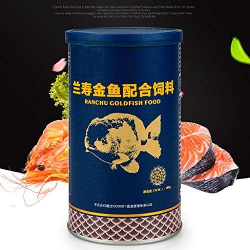 Alimento para peces ranchu goldfish 9