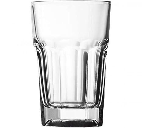 Pasabahce 52713 Casablanca - Juego de vasos (295 cc, 12 unidades)