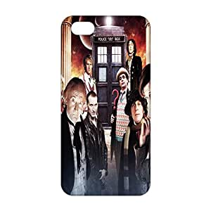 Angl 3D Case Cover Doctor Who Police bOX Phone Case for iPhone 6 4.7