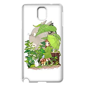 Anime Series Cartoon Design My Neighbor Totoro Protective Case for Samsung Galaxy Note3 Case A007
