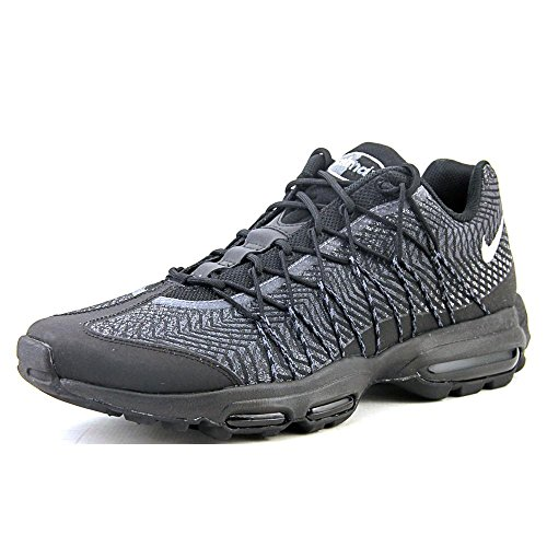 release dates prices cheap online Nike Mens Air Max 95 Ultra Jacquard Running Shoes Black cheap sale high quality for sale under $60 NkgAQ