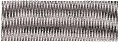 Mirka 9A-150-AP Abranet 2-3/4 in. x 8 in. Mesh Grip Sheet Assorted Grits