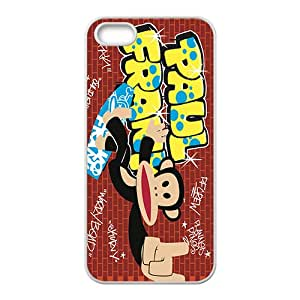 JIANADA paul frank Case Cover For iPhone 5S Case