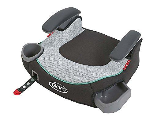 Graco TurboBooster LX No Back Car Seat, Basin