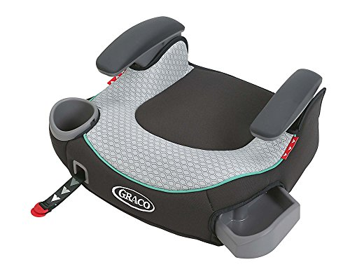 Graco TurboBooster LX No Back Car Seat, Basin