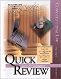 Constitutional Law, Quick Review 9780314143846