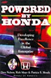 Powered by Honda, Dave Nelson and Patricia E. Moody, 047118182X