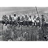 Lunch On a Skyscraper New York City Poster Art Print