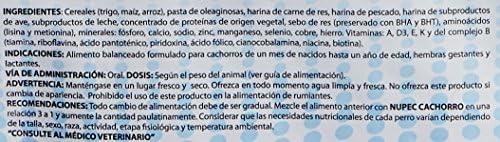 Nupec - Croquetas para Perros, Cachorro, Sabor a Carne, 15 kg 4