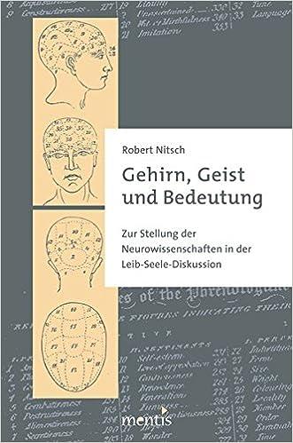 Gehirn, Geist und Bedeutung: Zur Stellung der Neurowissenschaften in ...