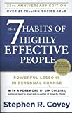 Book cover for The 7 Habits of Highly Effective People: Powerful Lessons in Personal Change