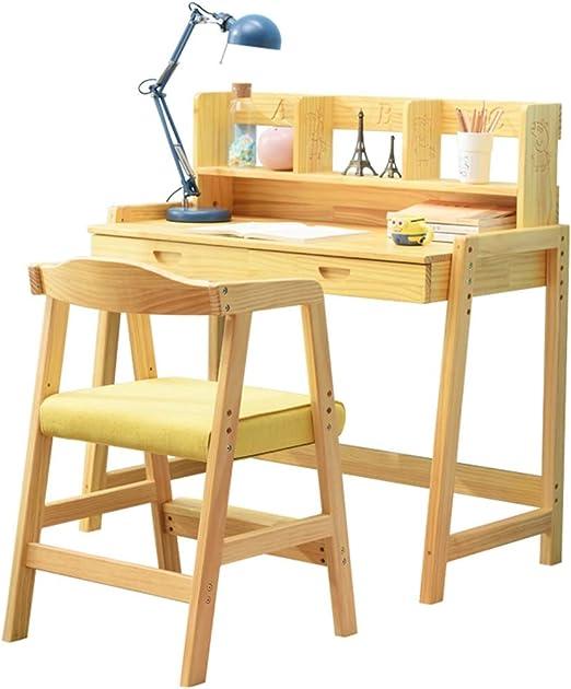 Mesas para ordenador Escritorios Escritorio para Niños De Madera ...