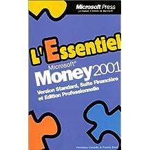 L'essentiel de money 2000 - version standard, suite financière et édition professionnelle