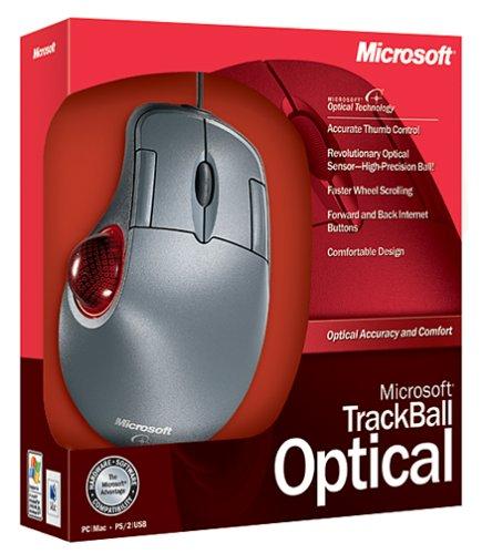 Microsoft TrackBall Optical (PC/MAC)
