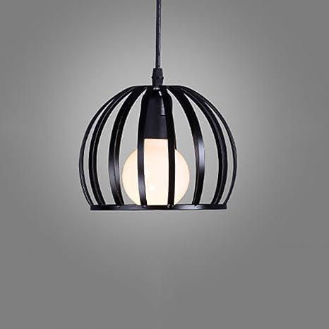 Retro techo industriales Candelabros Hierro Vintage lámpara ...