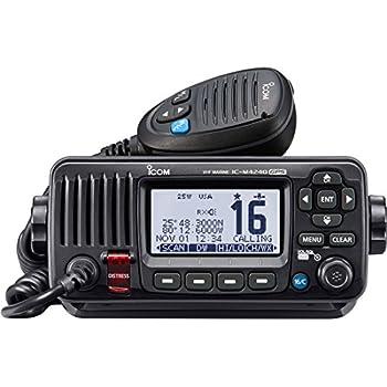 Amazon.com: ICOM M605 11 Fixed Mount VHF Radio: Icom