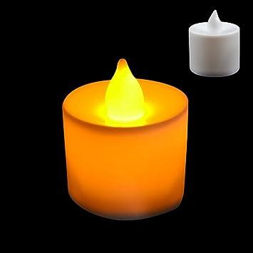 Brieftaschen Und Halter Haus & Garten 2018 Polypropylen 3 Farben Kerze Form Led Fliker Flammenlose Kerze Licht Für Hochzeit Party