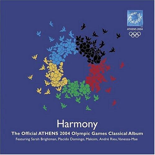 Harmony: 2004 Olympic Games by EMI Classics