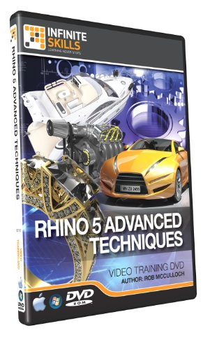 Advanced Rhino 5 Training Video by Infiniteskills