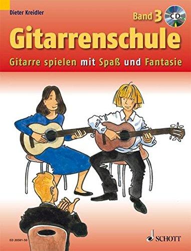 Gitarrenschule Band - Gitarrenschule Band 3