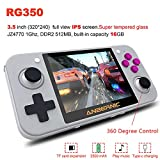 DREAMHAX RG350 Handheld Game Console with 3.5