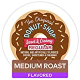 The Original Donut Shop Sweet & Creamy Regular Keurig K-Cup Pods, Flavored Coffee, 60 Count