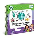 LeapFrog LeapStart Kindergarten Activity Book: Kids' World Atlas and Global Awareness (English Version)