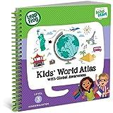 LeapFrog LeapStart Kindergarten Activity Book: Kids' World Atlas Global Awareness