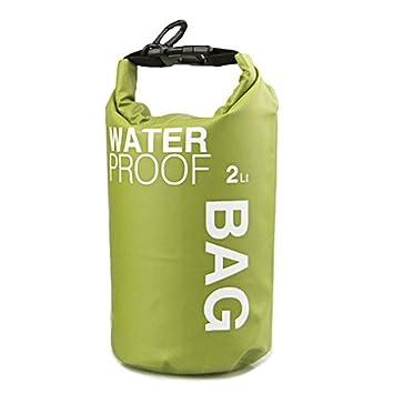 Ruder- & Paddelboote 1 Stck Wasserfest Drybag für Camping Bootfahren Kanu Kajak Rafting Bootsport