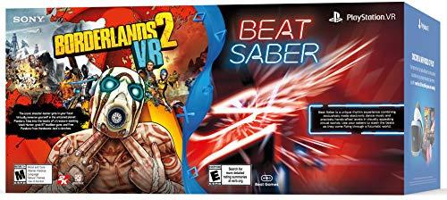 51S1Lrl3W7L - PlayStation VR - Borderlands 2 and Beat Saber Bundle