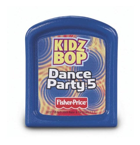 Fisher Price Station Dance Party