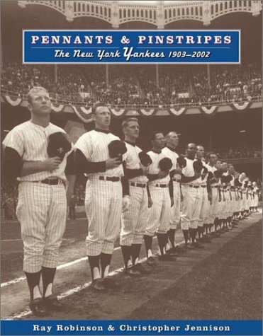 Pennants and Pinstripes: The New York Yankees - Pin Pennant