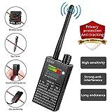CaGuan Anti-Spy Wireless RF Signal Detector Set [2018 Latest Upgrade] Bug GPS Camera Signal Detector,for Hidden Camera GSM Listening Device GPS Radar Radio Scanner Wireless Signal Device Finder