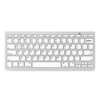 330d1a1dd64 Bluetooth Keyboard - Jelly Comb Compact Bluetooth Keyboard Ultra ...